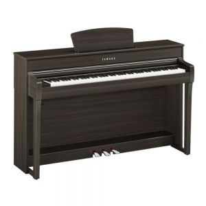 Piano Digital Yamaha Clavinova CLP-735DW Dark Walnut