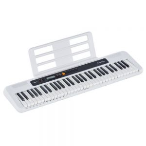 Teclado Casio CT-S200 Casiotone WE Branco