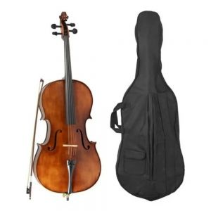 Violoncelo Vivace Strauss 4/4 Completo (CST44)
